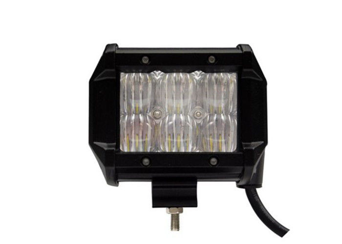 3 Inch 18W LED Off Road Driving Lights Dual Row Flood Beam 50000 Hours Working Life