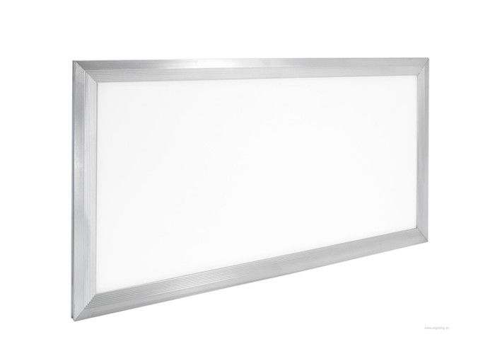 Office 600 X 300 Flush Mount Led Panel Light 24 Watt 95lm Easy Installation
